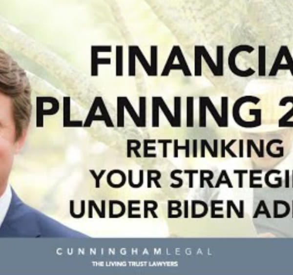 Rethinking Financial Planning 2021 and What to Expect with the New Administration