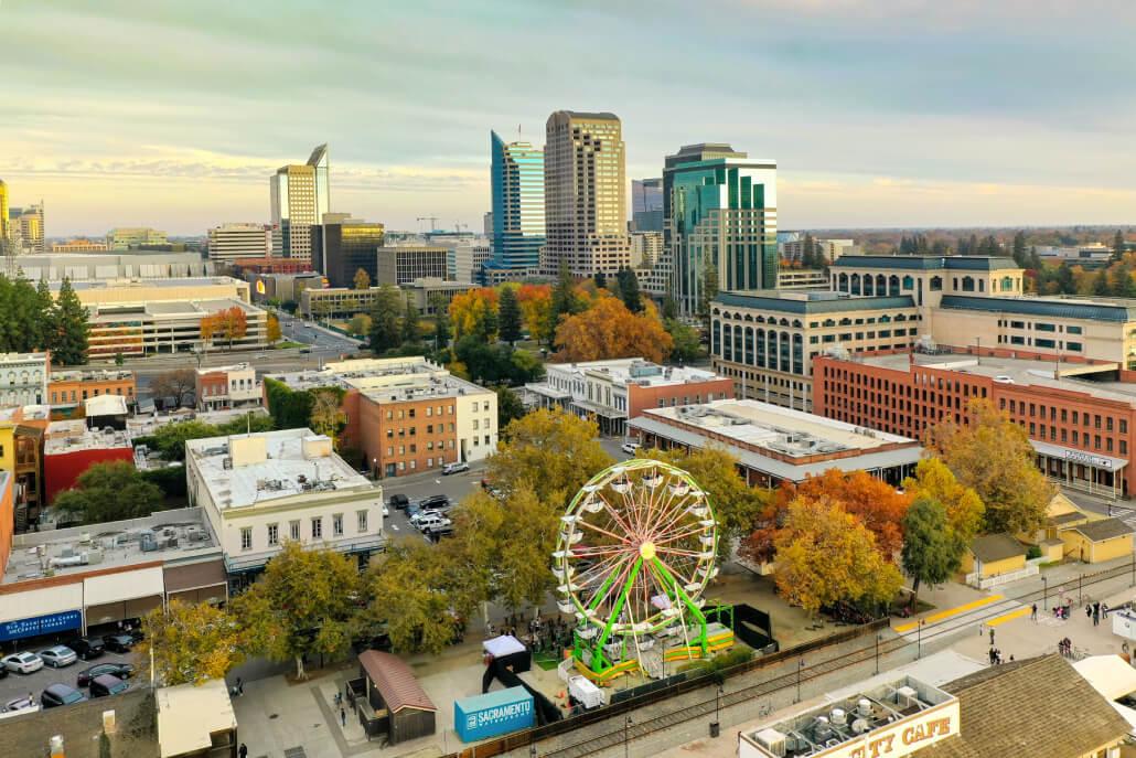 Sacramento Capital Region Real Estate Market 2021